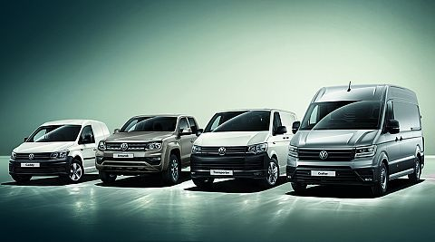 Van rental now available at Breeze Volkswagen Portsmouth