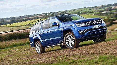 Amarok named Professional Pick-up and 4x4 magazine's Lifestyle Pickup of the Year