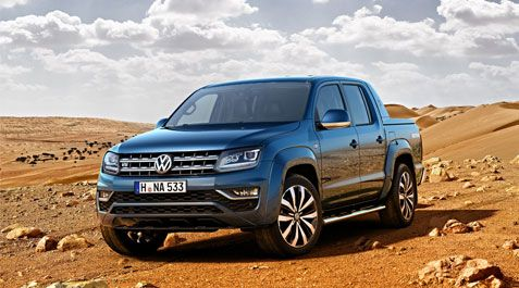 Amarok picks up the 'Pick-Up of the Year' award!