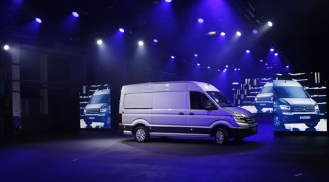 Crafter retains Parkers' Best Van Title