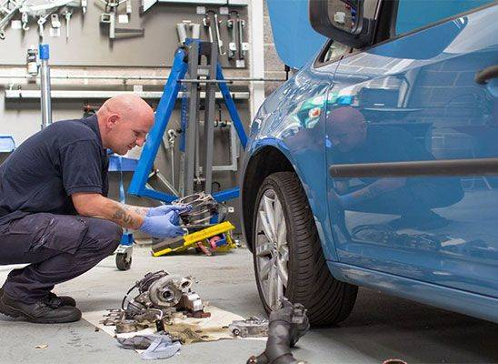 Taking care of your Volkswagen Commercial Vehicle