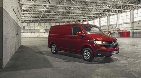 Transporter 6.1 wins Trade Van Driver Award