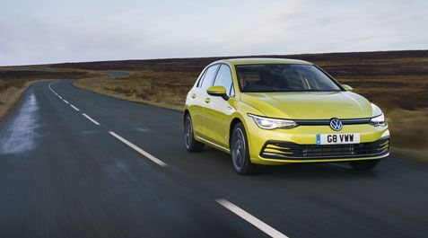 Volkswagen Golf 8 receives TWO awards already!