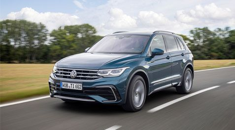 New 2020 Tiguan now open for order