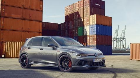 Golf GTI Clubsport 45 open for order