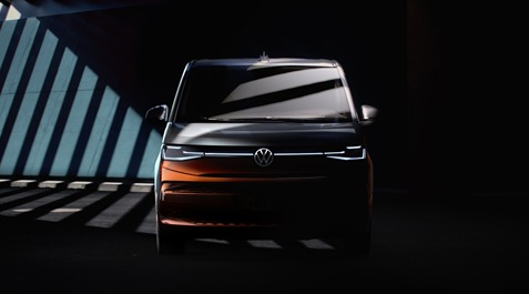T7 Caravelle teasers