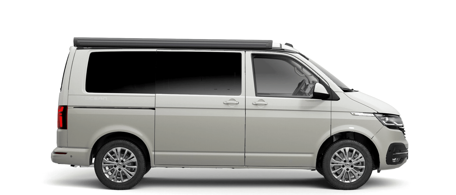 Volkswagen Van Range California - Available In Two Tone Candy White & Ascot Grey