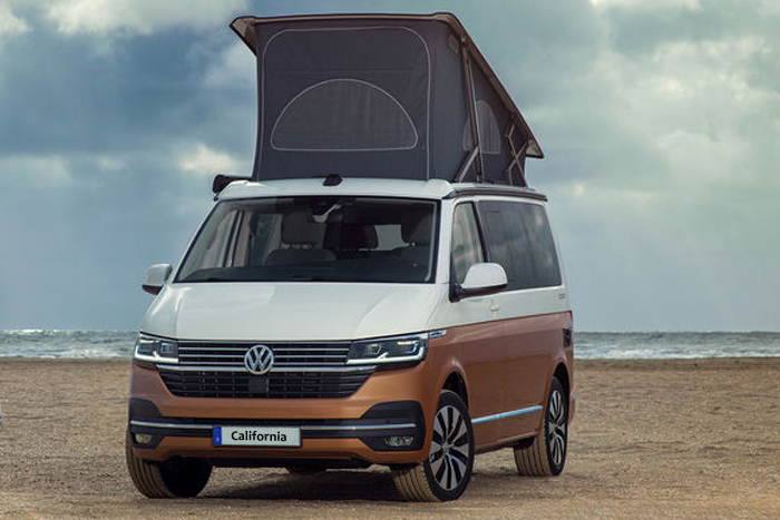 Volkswagen California - Overview