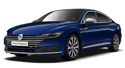 Volkswagen Arteon - Available in Atlantic Blue