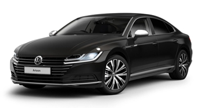 Volkswagen Arteon - Available in Deep Black