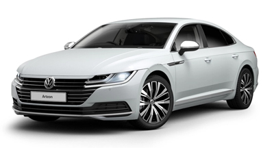 Volkswagen Arteon - Available in Oryx White Mother-of-Pearl