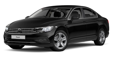 Volkswagen Passat - Available in Deep Black
