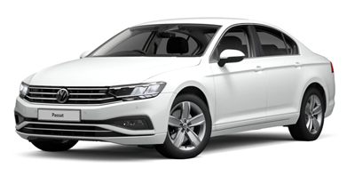 Volkswagen Passat - Available in Pure White