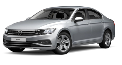 Volkswagen Passat - Available in Reflex Silver