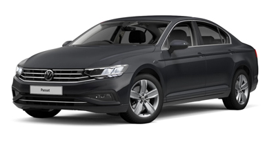 Volkswagen Passat - Available in Urano Grey