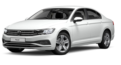 Volkswagen Passat - Available in Oryx White Mother-of-Pearl