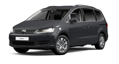 Volkswagen Sharan - Available in Urano Grey
