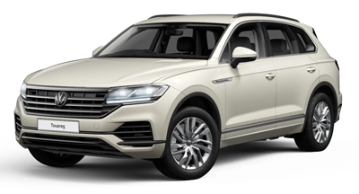 Volkswagen Touareg - Available in Sechura Beige Metallic