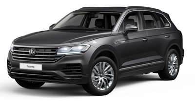 Volkswagen Touareg - Available in Silicon Grey Metallic