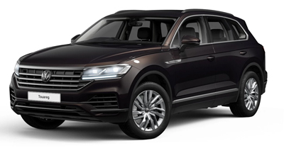 Volkswagen Touareg - Available in Tamarind Brown Metallic