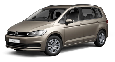 Volkswagen Touran - Available in Titainium Beige Metallic