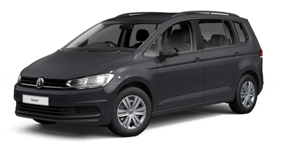 Volkswagen Touran - Available in Urano Grey