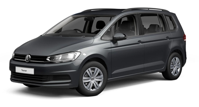 Volkswagen Touran - Available in Indium Grey Metallic