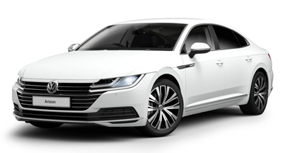 Volkswagen Arteon - Available in Pure White