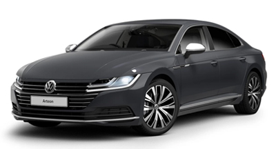 Volkswagen Arteon - Available in Urano grey