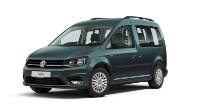 Volkswagen Caddy Life - Available In 3T3T