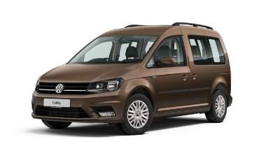 Volkswagen Caddy Life - Available In Chestnut Brown