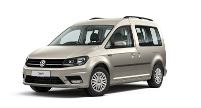 Volkswagen Caddy Life - Available In Mojave Beige