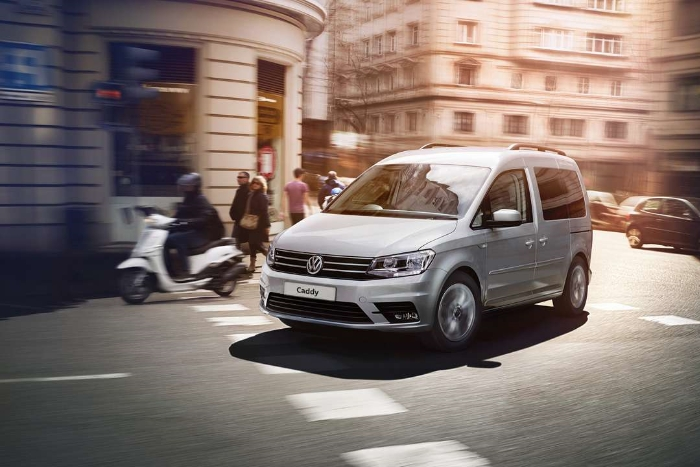 Volkswagen Caddy Life - Overview