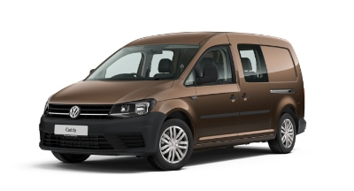 Volkswagen Caddy Maxi Kombi - Available In Chestnut Brown