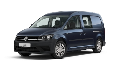 Volkswagen Caddy Maxi Kombi - Available In Starlight Blue