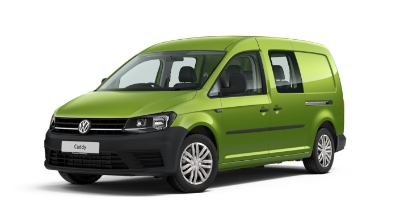 Volkswagen Caddy Maxi Kombi - Available In Viper Green