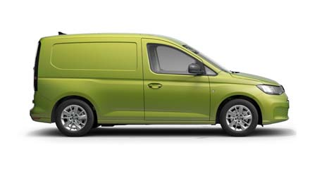 Volkswagen Caddy - Available In Viper Green Metallic