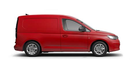 Volkswagen Caddy - Available In Cherry Red