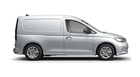 Volkswagen Caddy - Available In Reflex Silver Metallic