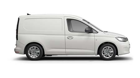 Volkswagen Caddy - Available In Candy White
