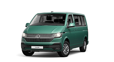Volkswagen Caravelle - Available In Bay Leaf Green Metallic