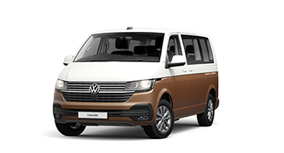 Volkswagen Caravelle - Available In Candy White/Copper Bronze Metallic