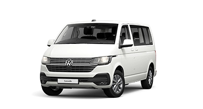 Volkswagen Caravelle - Available In Candy White