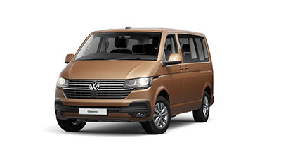 Volkswagen Caravelle - Available In Copper Bronze Metallic