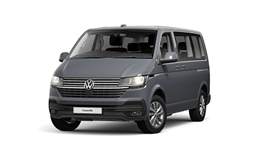 Volkswagen Caravelle - Available In Pure Grey