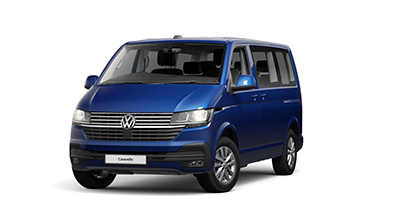 Volkswagen Caravelle - Available In Ravenna Blue Metallic