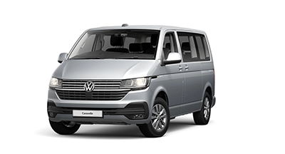Volkswagen Caravelle - Available In Reflex Silver Metallic