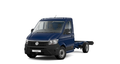 Volkswagen Crafter Dropside - Available In 0P0P