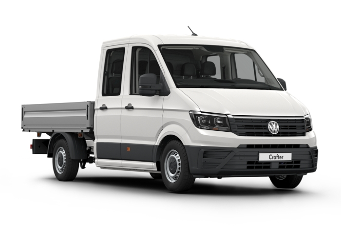 Volkswagen Crafter Dropside - Overview