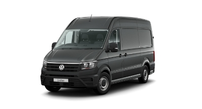 Volkswagen Crafter - Available In Indium Grey